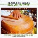 Uruguay: Tambores Del Candombe by Uruguay-Tambores Del Candom (2000-04-11)