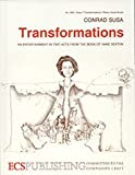 Transformations - VOCAL SCORE
