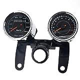 LouiseEvel215 Instrument Compteur kilométrique Modification de la jauge de Moto Pièces de Rechange de...