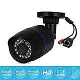 YAOkxin Caméra réseau 200W Pixel 1080P Disque Dur 1 to de la caméra de vidéosurveillance intérieure et...