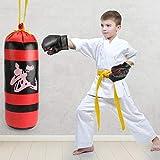 Ensemble de boxe, jouet de boxe pour enfants, comprend des gants de boxe pour enfants, un sac de boxe pour...