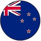 SPQR Craft Nouvelle-Zélande-Nations de Cricket-Team Drapeau/emblème (Badge/Aimant/Décapsuleur...