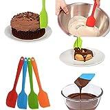 Chocolat Fondant Gâteau Moules en Silicone Cupcake Cuisson Outils Cuisine Accessoires grattoir de cuisson à...