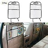 Per des couvertures de protecteur pour des sièges de voiture arrière Anti-protecteur de saleté pour des...