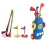 Jeu de golf pour enfants Club de golf Jeu de golf Mini golf Jeu de golf en plein air Jeu de golf pour enfants...