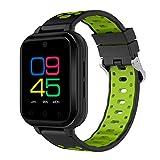 QL Smart Watch Phone, Smartphone Android 6.0 avec Fitness Tracker étanche 4G avec Mode Multi-Sport WiFi APP...