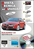 Alfa Romeo 159. Diesel 1.9 JTD e 2.4 JTD. Ediz. multilingue. Con CD-ROM