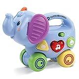 VTech Elephant Pousse Baby Jouet Premier Age, 80-513605, Multicolore