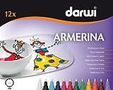 Armerina Darwi Pâte à Modeler en céramique marqueur, Multicolore