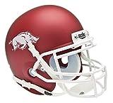 Schutt NCAA Arkansas Collectible Mini Casque de football