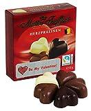 Chocolats Belges Coeur Mini Cadeau Fête des Mères 45g