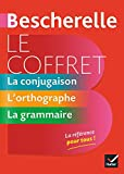 Bescherelle Le coffret de la langue française: La conjugaison, L orthographe, La grammaire