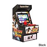 Gereton Mini Machine de Jeux d'arcade - Console de Jeux rétro Classique 16 Bits Console Jeux d'arcade...