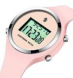 Bracelet Montre Pour Adolescent Enfant Fille Sport Mode Etanche Chronographe Numerique Electronique Calendrier...