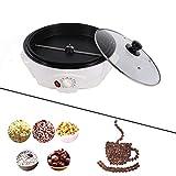 1200 W Coffee Bean Roaster 1500 g torréfacteur Home Cafe NUTS petit ménage 220 V Machine de Torréfaction de...