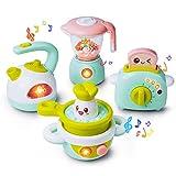 GizmoVine Jeux Enfant 3 Ans Jouet Cuisine pour Enfant Jouets De Rôle Play Set Jeu D'imitation pour...