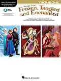 Songs from Frozen, Tangled and Enchanted - Trombone Songbook (Hal Leonard Instrumental Play-along) (English...