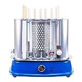Électrique vertical Rôtisserie Barbecue au charbon Barbecue portable Accueil machine à kebab Tabletop en...