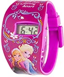 Disney Frozen - Enfant - FROZ2 - Quartz Digital - Cadran LCD - Multicolore - Plastique