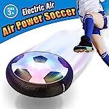 VIDEN Air Power Football,  Ballon de Foot avec Lumière LED, Jeux de Plein Air Enfant Jeu de Jouets Ball,...