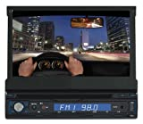 Supersonic SC-405 Bluetooth Noir récepteur multimédia de voiture - Récepteurs multimédias de voiture...