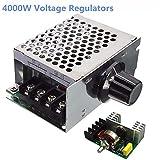 ShAwng Régulateur de Vitesse de Moteur électrique de gradateur de régulateur de Tension de réverbère de...