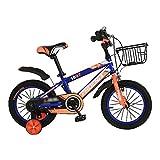 Llq2019 Vélo pour Filles de vélo pour garçons 3 Couleurs Vélo pour Enfants adapté aux Enfants de 2-8 Ans...