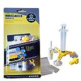 TOOGOO Kit de reparation de fenetre de voiture bricolage Set ventouse Style Universel voiture Reparation de...
