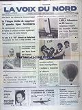 VOIX DU NORD (LA) [No 11550] du 23/08/1981 - AU BORD DU DESASTRE ECONOMIQUE - LA POLOGNE DECIDE DE SUPPRIMER...