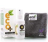 Ecomoist Kit de nettoyage professionnel pour disques vinyles 100ml de Pure Organics. (100% sans alcool &...