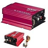 Amplificateur voiture 500W 2canaux Hi-Fi pour amplifier Audio avec port USB