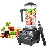Xbnmw Mélangeur électrique, avec pichet concasseur Total de 68 oz, pour concasser la Glace, Les Fruits...