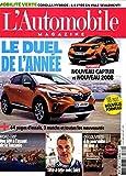 L'Automobile Magazine Abonnement Magazine avec Viapresse - 1 an - 12 numéros Dont 1 numéro Double