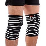 Pour le genou Wrap support, sangle de rotule réglable Stabilisateur manches Cap Sports protéger élastique...