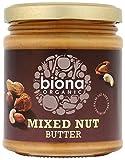 Biona Beurre de Noix Mélangées Bio 170 g - Lot de 3
