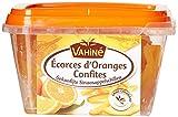 Vahiné Ecorces d'oranges confites 100 g - Lot de 4