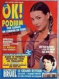 OK PODIUM [No 36] du 30/05/1994 - SPECIAL REGIME - UNE FILLE RACONTE - J'AI ETE VIOLEE PAR MON PERE - LES...