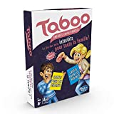 Taboo - Jeu de societe Taboo Enfants contre Parents - Jeu de réflexion - Version française