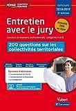 Entretien avec le jury - 200 questions sur les collectivités territoriales - Concours et examens...