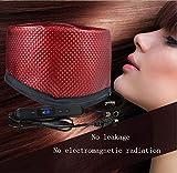 QQA Cheveux Steamer Thermique Traitement Casquette Chapeau De Soin Nourrissant Timing Température Constante...