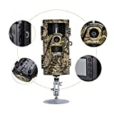Jackeylove Wildlife Trail caméra, 1920x1080p HD Bande vidéo Technologie de Compensation de température pour...