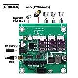 GRBL 0.9 Carte de contrôle pour machine à graver laser 1610/2418/3018 Connexion USB avec contrôleur hors...