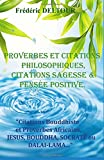 PROVERBES et CITATIONS PHILOSOPHIQUES, CITATIONS SAGESSE et PENSEE POSITIVE.: Citations Bouddhiste et...
