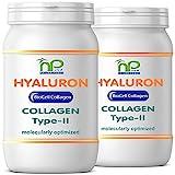 Biocell 120 collagène II capsules d'acide hyaluronique - très concentré formule 1000mg/jour (2x60)