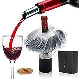 Yobansa Lot de 38 Disques de Drop Arrêtant Bec verseur de vin, bec verseur, Style04