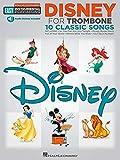 Disney: For Trombone: 10 Classic Songs