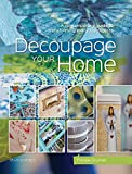Search Press Books-Decoupage Your Home