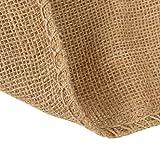 Paquet de 4 sacs de course de pommes de terre en toile de jute de Modo, format 23 x 38 po (97 x 60 cm). Sac de...
