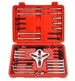 FreeTec kit coffret extracteur universel arrache volant rotules set, 46 pièces