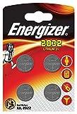 Piles bouton au lithium Energizer 2032, pack de4